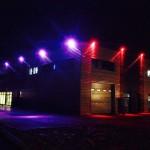 Lumières sur nos locaux