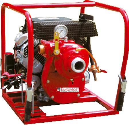 Motopompe incendie Essence EFP-20KHL-HP