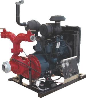 Motopompe incendie Diesel EFP-99KB-D