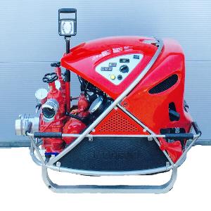 Motopompe incendie Essence EFP-1000-10