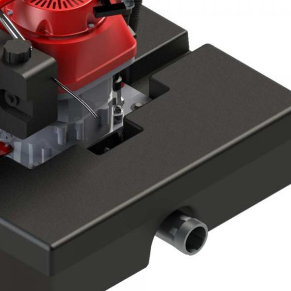 Raccord pompe flottante moteur thermique