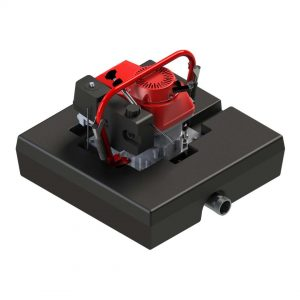 H series floating motor pump