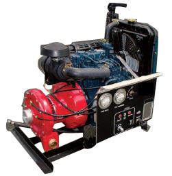 Motopompe incendie Diesel EFP-21K-D-MR