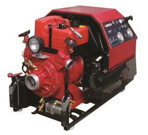 Motopompe incendie Essence EFP-46-W2D