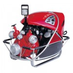 Motopompes Incendie