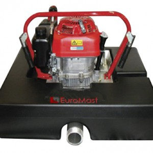 Motopompe flottante Essence EFP-11H-FL