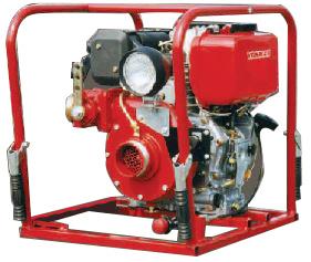 Motopompe incendie Diesel EFP-9Y-D-MR