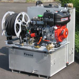 Kits incendie Haute pression – Citerne INOX en L