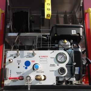 Kits incendie Haute pression - Deluxe