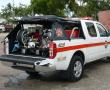 Kits incendie pour véhicules d'interventions pick-up avec pompe Haute pression – Citerne fibre