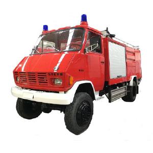 Camion pompier 4 X 4 STEYR 690 - Pompe tonne Ziegler