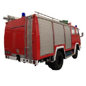 Camion pompier 4 X 4 STEYR 790 – Pompe tonne