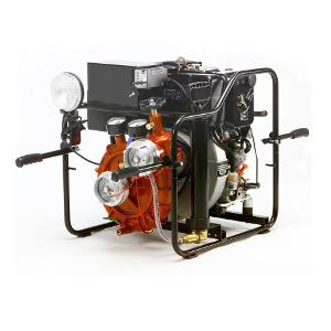 Motopompe incendie Diesel EFP-500-5 D