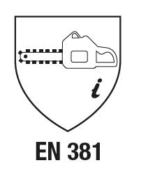 EN 381-5 : 1995 Vêtements de protection pour utilisateurs de scies à chaîne tenues à la main - exigences relatives aux protège-jambes.