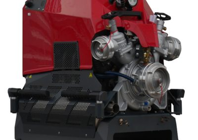 Euromast fire engine