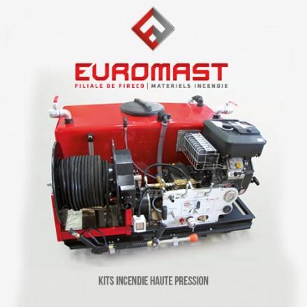 Catalogue Euromast Kits incendie Haute pression