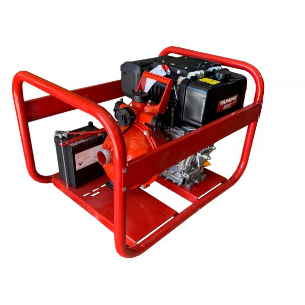 Motopompe incendie centrifuge EUROMAST