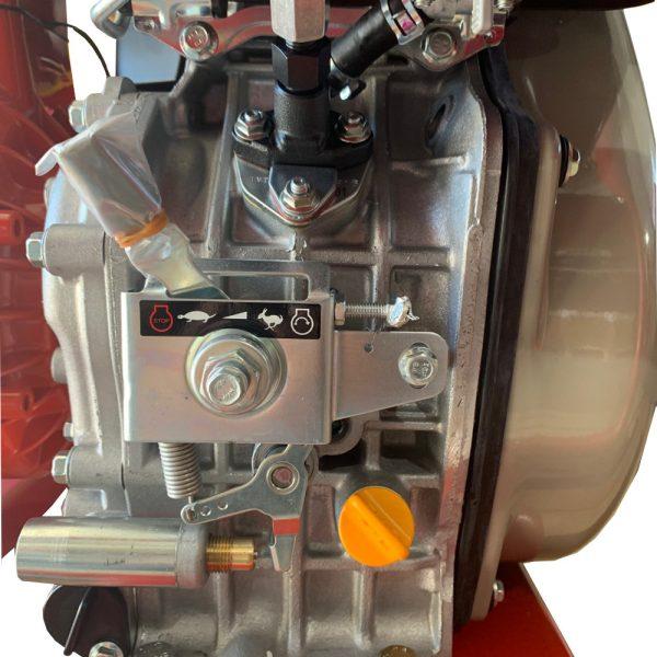 Moteur pompe incendie centrifuge