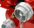 motopompe incendie avec démarrage électrique