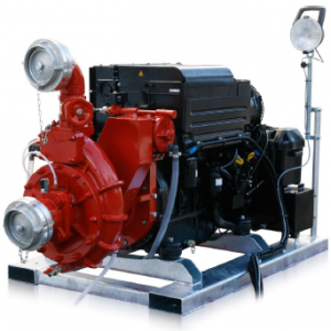 Motopompe incendie Diesel EFP 2000-10