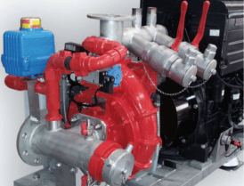 Pump system EFP-2000-10