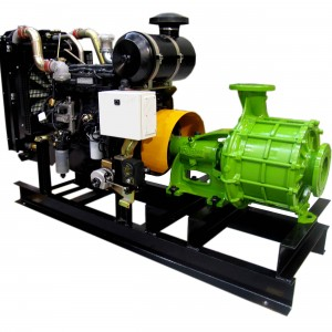 Motopompe incendie Diesel EFP-180-10I