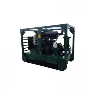 Motopompe incendie Diesel EFP-180-10P