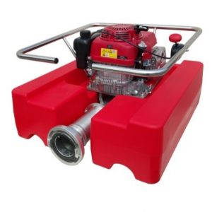 floating motor pump