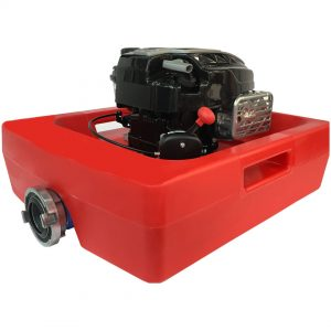 BS series floating motor pump