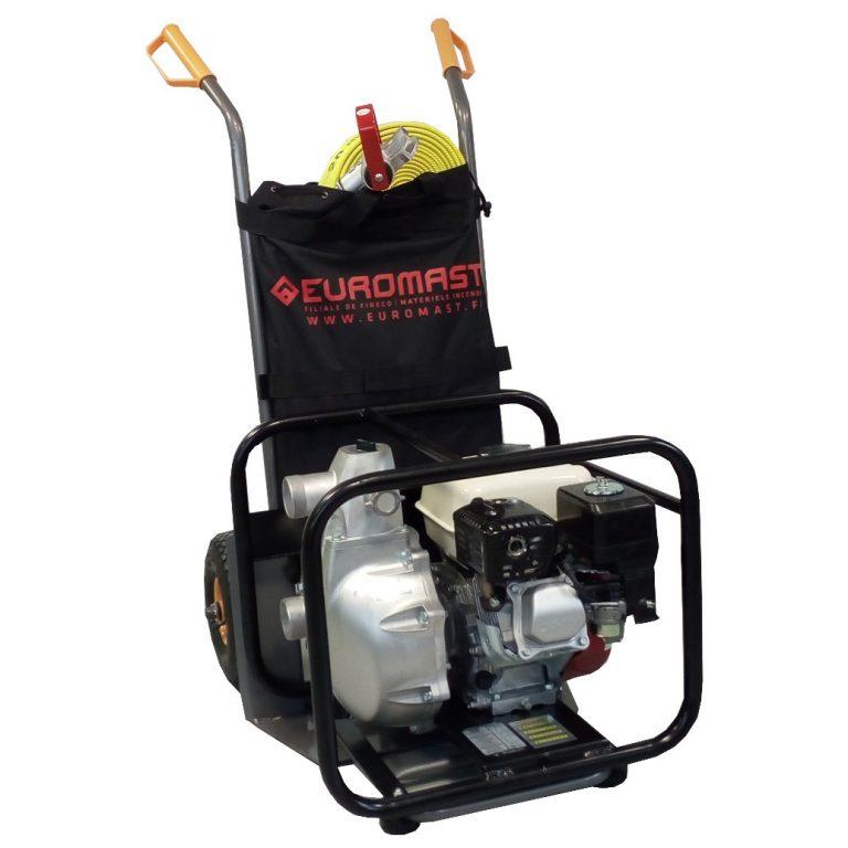 Kit de protection motopompe incendie pour maison individuelle