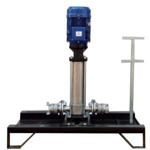 Électropompes centrifuges multicellulaires verticales - EEP-EV10/12