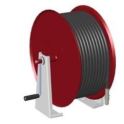 Fixed steel reels