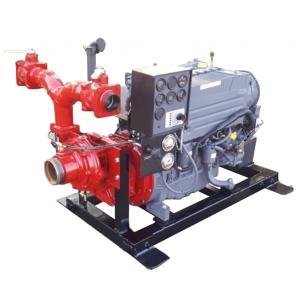 Motopompe fixe diesel EFP-59HP-D