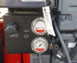 Jauges de motopompe diesel