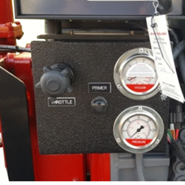 Jauges de pression pompe diesel
