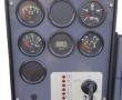 Panneau de commande motopompe incendie