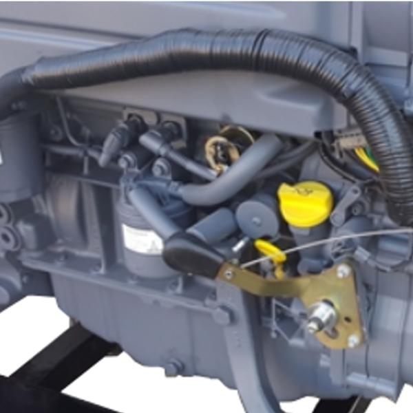 Moteur diesel 4 cylindres
