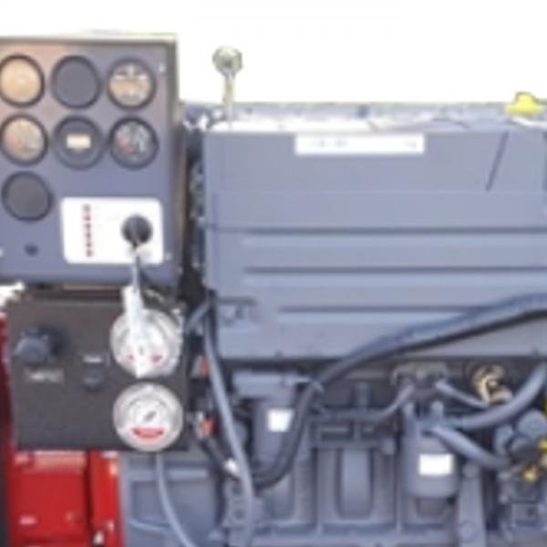 Moteur diesel deutz motopompe incendie