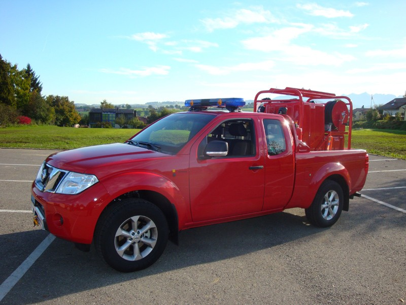 Kit incendie Pick-Up