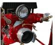 projecteur de motopompe incendie