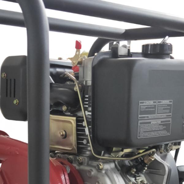 Motopompe incendie avec moteur diesel