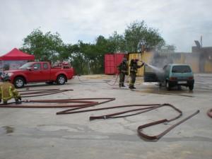Kits anti-incendie Vallfirest conçus pour lutter contre les feux de forêt. Kits de haute pression fiables avec des composants de haute qualité dans un design