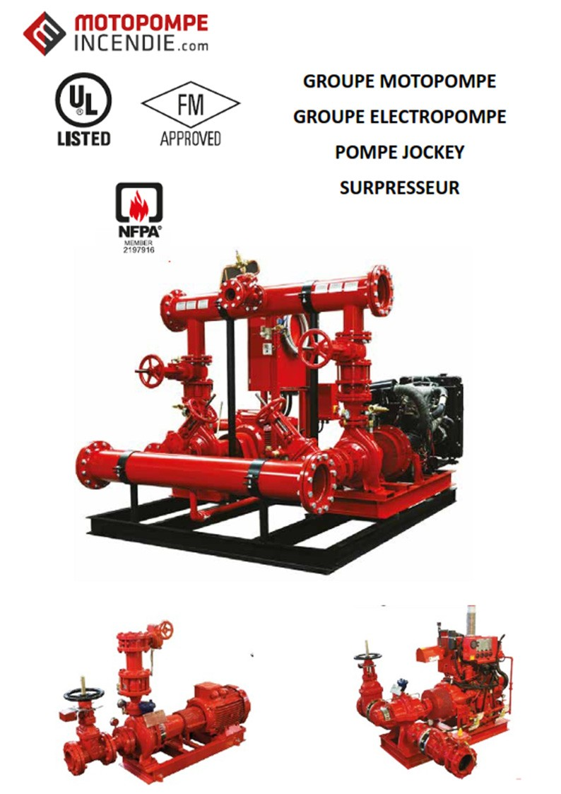 EUROMAST Catalogue Kits Anti-incendie