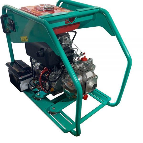 Groupe motopompe diesel auto-amorcante