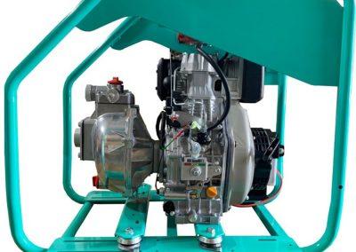 Diesel self-priming pump
