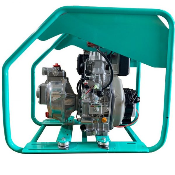 Pompe auto-amorcante diesel
