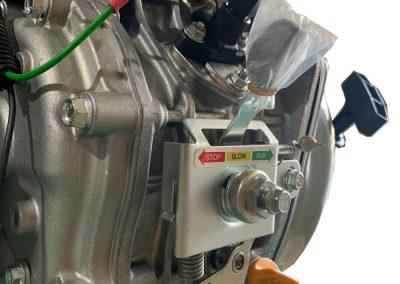 Yanmar engine for diesel fire pump