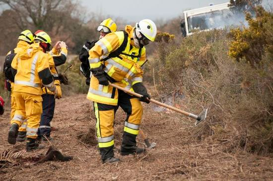 Les normes d'équipement de Protection Individuelle Sapeurs-Pompier