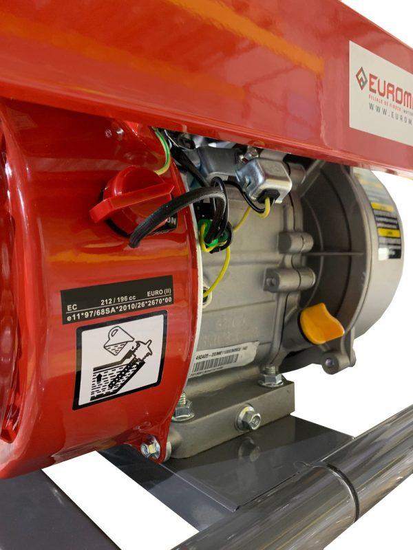 moteur essence motopompe epuisement