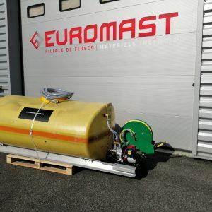 Kit arrosage de capacité 1500 litres